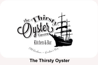 The Thirsty Oyster